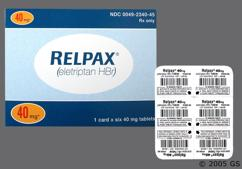 Relpax Coupon - Relpax 40mg tablet