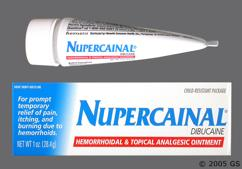 Nupercainal Coupon - Nupercainal 1 oz of 1% tube of ointment