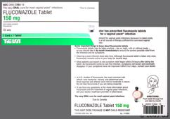 Peach Round Tablet 150 And N 548 - Fluconazole 150mg Tablet