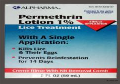 Permethrin Non-Prescription Coupon - Permethrin Non-Prescription 59ml of 1% bottle of lotion