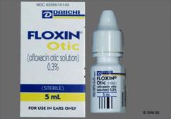 Floxin Coupon - Floxin 5ml of 0.3% ear dropper