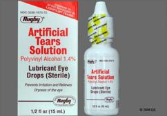 Artificial Tears Coupon - Artificial Tears 15ml of 1.4% eye dropper