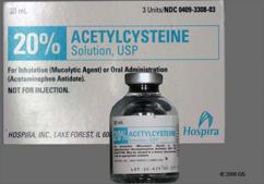Acetylcysteine Images And Labels Goodrx