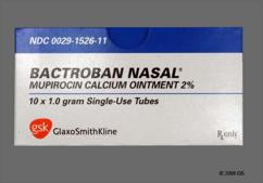 Bactroban Nasal Coupon - Bactroban Nasal 1g of 2% tube of ointment