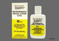 Metrolotion Coupon - Metrolotion 59ml of 0.75% bottle of lotion