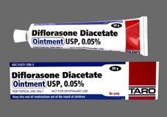 Diflorasone Coupon - Diflorasone 60g of 0.05% tube of ointment