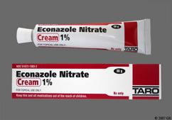 Econazole Coupon - Econazole 30g of 1% tube of cream
