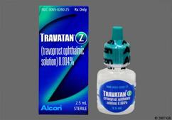 Travatan Z Coupon - Travatan Z 2.5ml of 0.004% eye dropper