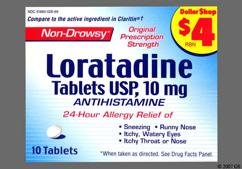 White Round Tablet Rx 526 - Walgreens Loratadine 10mg Tablet
