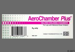 Aerochamber Plus Coupon - Aerochamber Plus spacer