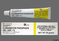 Clindamycin Coupon - Clindamycin 30g of 1% tube of gel