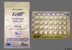 Errin Coupon - Errin 28 tablets of 0.35mg package