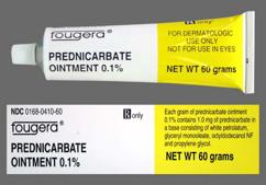 Prednicarbate Coupon - Prednicarbate 60g of 0.1% tube of ointment