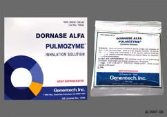 Dornase Alfa Coupon - Dornase Alfa 30 ampules of 1mg/ml carton