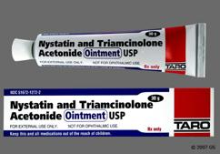 Nystatin / Triamcinolone Coupon - Nystatin / Triamcinolone 30g tube of ointment