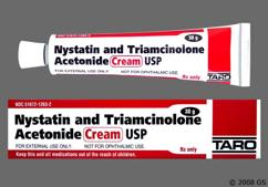 Nystatin / Triamcinolone Images and Labels - GoodRx