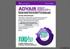 white - Advair Diskus 100mcg-50mcg/actuation Powder for Inhalation