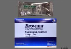 Brovana Coupon - Brovana 2ml of 15mcg/2ml vial