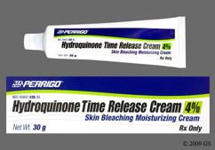Hydroquinone Time Release Coupon - Hydroquinone Time Release 30g of 4% tube of cream