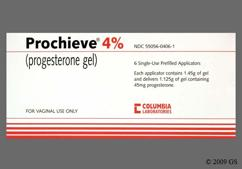 Prochieve Coupon - Prochieve 1.45g of 4% applicator