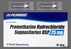 Promethazine Coupon - Promethazine 25mg suppository