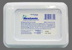 Restasis Coupon - Restasis 30 vials of 0.4ml package