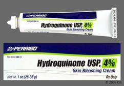 white - Hydroquinone 4% Topical Cream