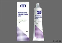 Mometasone Coupon - Mometasone 45g of 0.1% tube of cream