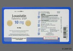 Peach Round Tablet 93 And 926 - Lovastatin 10mg Tablet