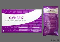 Omnaris Coupon - Omnaris 12.5g of 50mcg nasal spray