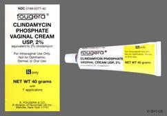 Clindamycin 2 vaginal cream generic