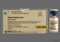Zoster Vaccine Coupon - Zoster Vaccine 0.65ml vial