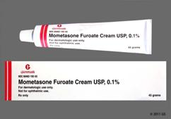 Mometasone Coupon - Mometasone 45g of 0.1% tube of cream