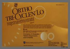 Green Round P And O-M - Ortho Tri-Cyclen Lo 28-Day Tablet