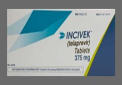 Incivek Coupon - Incivek 375mg tablet