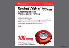 Flovent Diskus Coupon - Flovent Diskus 100mcg inhaler