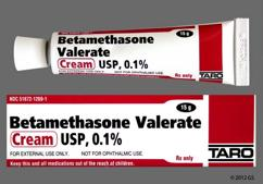 white - Betamethasone Valerate 0.1% Topical Cream