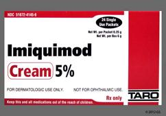 white - Imiquimod 5% Topical Cream