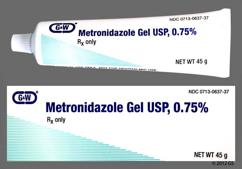Metrogel Coupon - Metrogel 45g of 0.75% tube of gel
