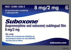 Suboxone Film Coupon - Suboxone Film 8mg/2mg film