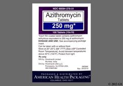 White Oval Tablet W961 - Azithromycin 250mg Tablet