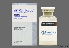 white - Remicade 100mg Powder for Injection