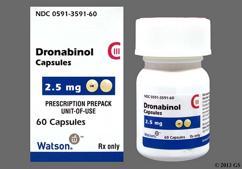 Dronabinol Coupon - Dronabinol 2.5mg capsule