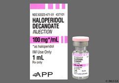 haldol decanoate package insert pdf