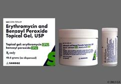 Benzamycin Coupon - Benzamycin 46.6g of 3%/5% jar of gel