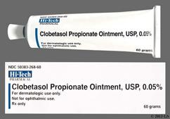 Clobetasol Propionate Topical Solution Coupon