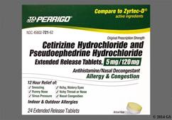 Zyrtec-D Coupon - Zyrtec-D 12 hour tablet