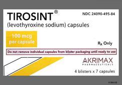 Tirosint Coupon - Tirosint 100mcg capsule