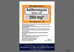 White Oval Tablet Apo And Az250 - Azithromycin 250mg Tablet