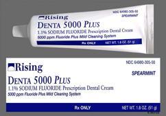 Denta 5000 Plus Coupon - Denta 5000 Plus 51g of 1.1% tube of paste